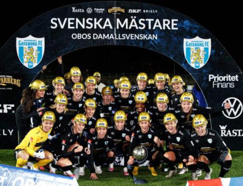 Vann damallsvenskan i höstas nu lägger Göteborg FC ner sin elitverksamhet