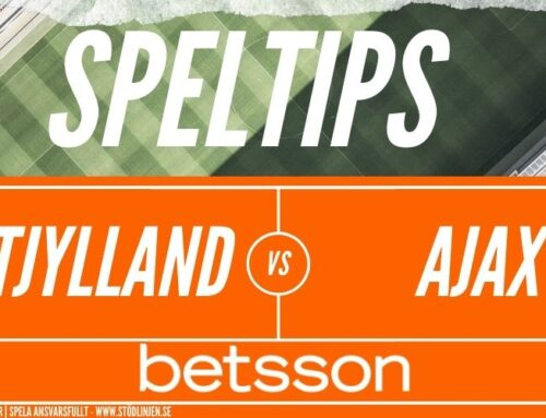SPELTIPS 3/11: Champions League | Midtjylland – Ajax