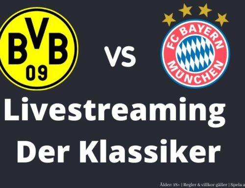 LIVESTREAM: Dortmund – Bayern München