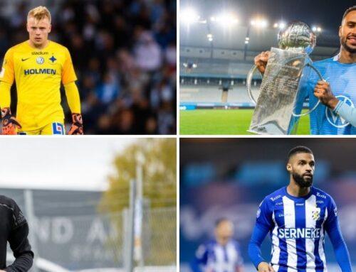 Silly Season: flera svenska spelare klara för klubbar ute i europa