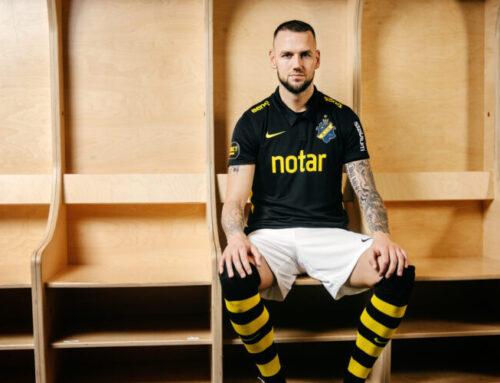 Alexander Milosevic återvänder till AIK