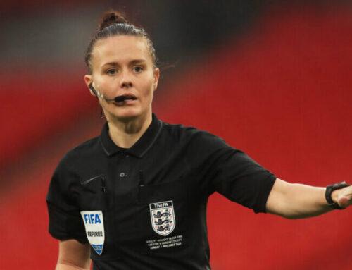 Rebecca Welch skrev engelsk fotbollshistoria