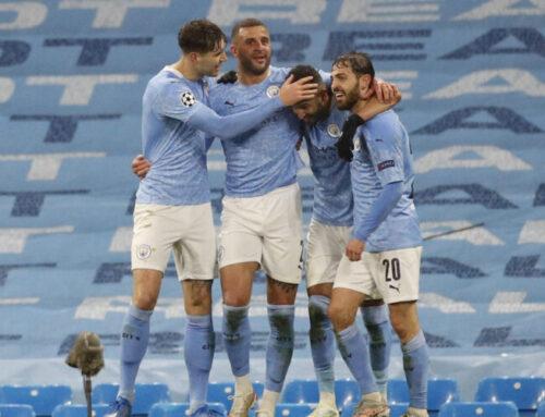 Manchester City klara för klubbens första Champions League final