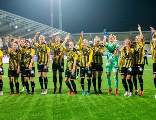 BK Häcken klart för Champions League